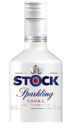 Stock Sparkling design label